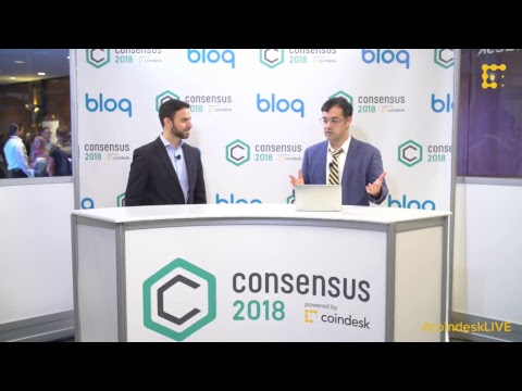 #CoinDeskLIVE from #Consensus2018 - Day 3