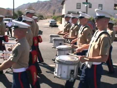 US Marine Corps Marching Band 29 Palms HQ