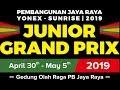 Pembangunan Jaya Raya Junior Grand Prix 2019 (4 May 2019)