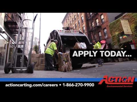 Action Carting Careers