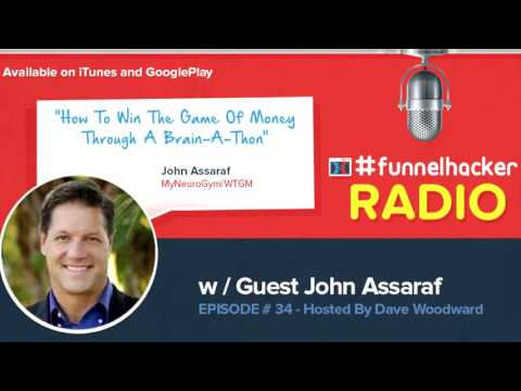 John Assaraf, How To Win The Game Of Money Through A Brain-A-Thon