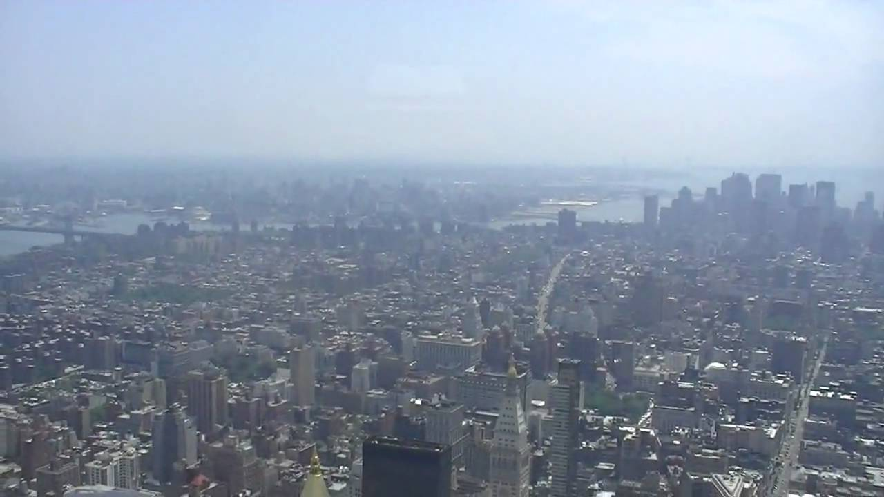 Empire state building 102nd floor youtube for 102nd floor of the empire state building