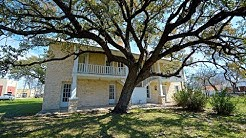 """FOR SALE!  """"Hart House"""" Historic Stagecoach Stand & Hotel in Lampasas Tx"""