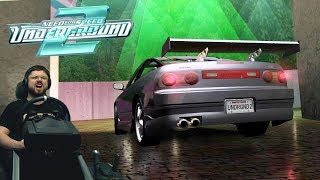 Жёсткие спонсорские гонки против трио AE86 в Need for Speed: Underground 2