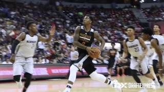 Marquese Chriss 2017 Vegas Summer League Highlights