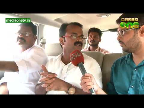 With LDF candidate MB Faisal | Malappuram Lok Sabha constituency election