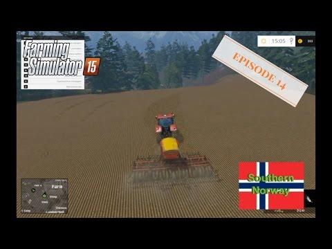 Farming Simulator 2015 Southern Norway Episode 14
