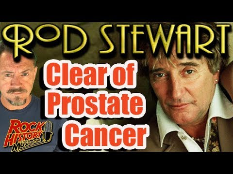 Rod Stewart reveals prostate cancer battle, says he's 'in the clear now'