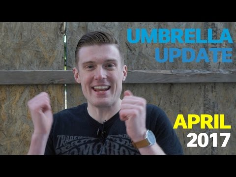 Cisco Umbrella Monthly Update – April 2017