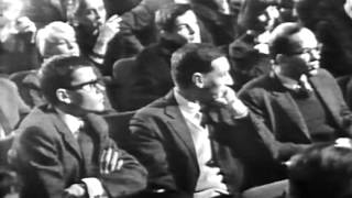 John Cage + David Tudor -- Musik Im Technischen Zeitalter 1963