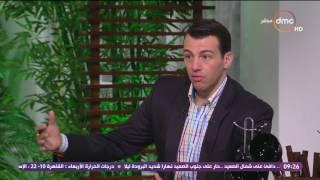 8 الصبح - لقاء مع الإعلامي سمير عمر ليحكي عن وقائع حدثت فى قلب ميدان التحرير فى ثورة 25 يناير