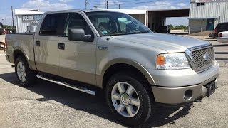 2006 Ford F150 Lariat Review