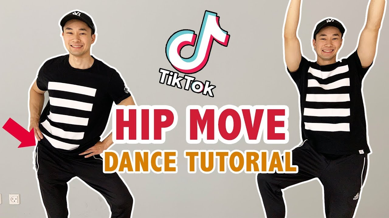 Tiktok Hip Movement Tutorial The Dance Move You Need In Your Life Youtube