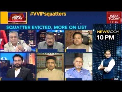 Congress MP Adhir Ranjan's Furniture Thrown Out Of Bungalow | Part 2