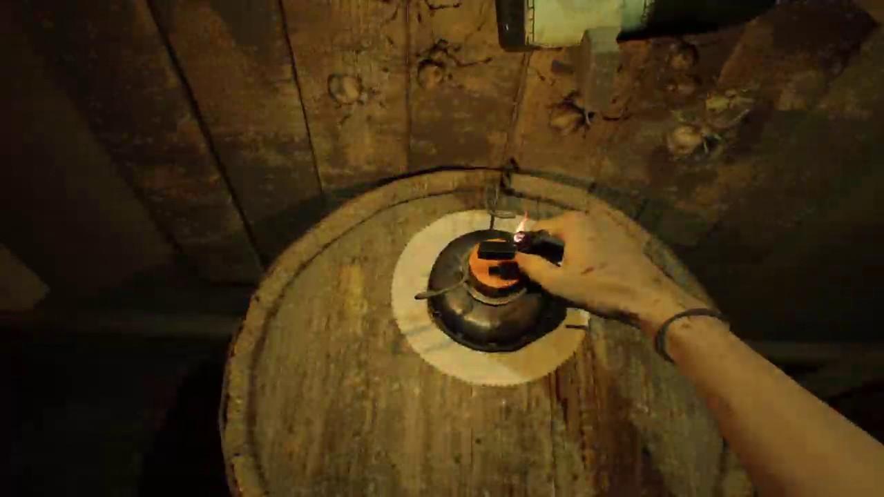 Resident Evil 7 Dlc Banned Footage Vol 1 Bedroom Speedrun Ps4 1080p Youtube