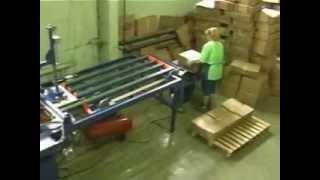 Станок для склейки гофротары (гофрокоробов).(, 2012-09-22T09:01:45.000Z)