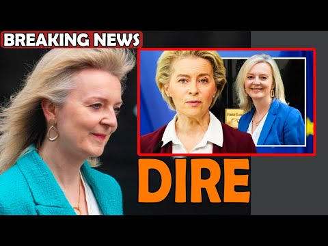 Truth DIRE: Liz Truss eliminates EU legal threats - CRUEL consequence came to VDL