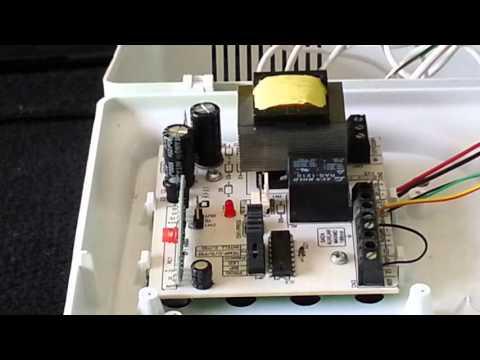cadastrar controle e sensor sem fio central ap1 da compatec ( tec draz tv )