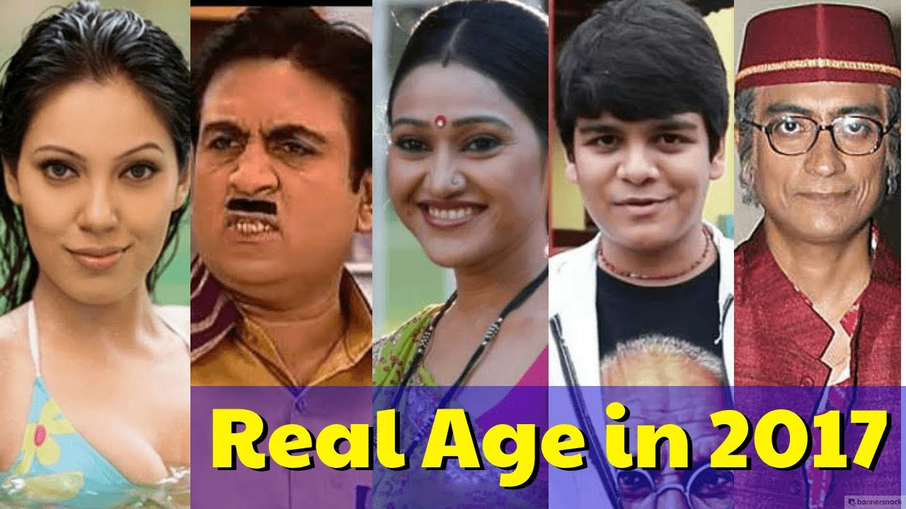 Real Age of Taarak Mehta Ka Ooltah Chashmah Actors in 2017 ... Taarak Mehta Ka Ooltah Chashmah Daya Real Name