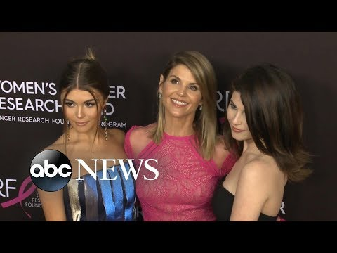 Lori Loughlin dropped from Hallmark channel amid college scandal