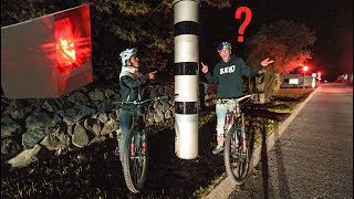 Caught speeding on a bicycle? Is it possible? |SickSeries#48