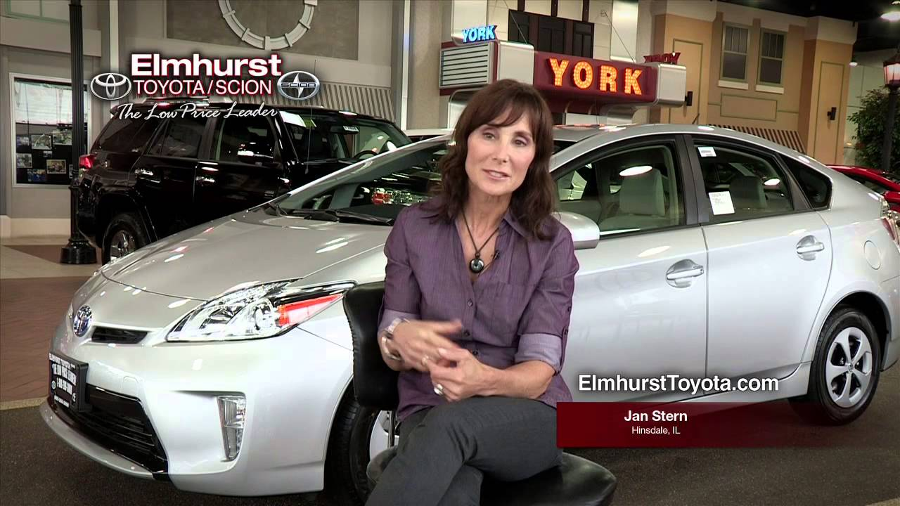 Elmhurst Toyota - Jan - Hinsdale, IL - YouTube