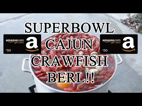 HOW TO BOIL THE BEST CRAWFISH 2020