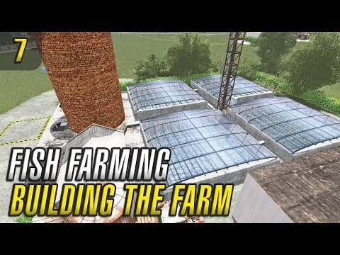 FISH FARMING - THE GREAT BUILD | PGR Bruzda Episode 7