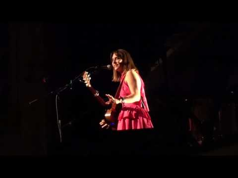 Feist  A Man Is Not His Song Town Hall NYC 61017