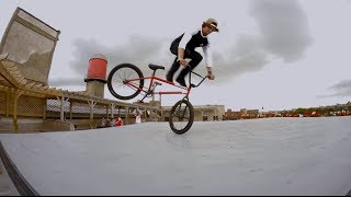 Inside the Bakery - Rooftop BMX Session - Ep. 2