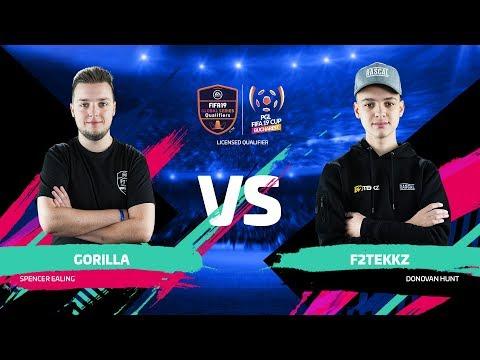 Смотреть Gorilla vs F2Tekkz | PGL FIFA 19 CUP | Официальная русскоязычная трансляция онлайн