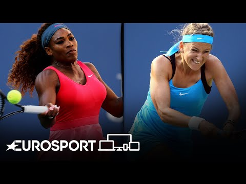 Serena Williams V Victoria Azarenka - Women's Highlights | US Open 2020 | Tennis | Eurosport