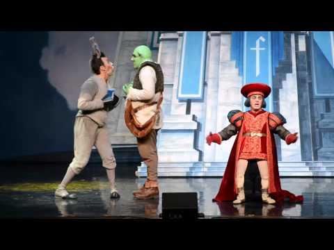 ZooTV Shrek musical