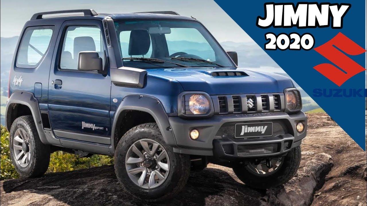 2020 Suzuki Jimny: News, Design, Release >> New Suzuki Jimny 2020 In Details Top Cars