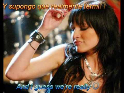 Ashlee Simpson Little Miss Obsessive Subtitulado/Lyrics