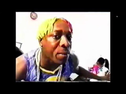 Elephant Man - Bombing [Martial Arts Riddim](Official Video Dancehall 2002)