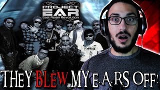 Download lagu THE BEST PROJECT BAND IN THE WORLD! Project E.A.R - Marabahaya reaction