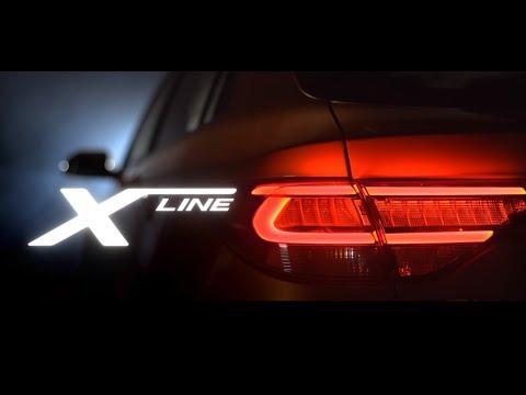 Kia Rio X-line в России будет таким же как Cross в Китае