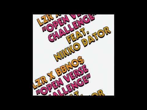 """Nikko Dator x lzr x bbno$ - """"Open Verse Challenge"""" (Audio)"""
