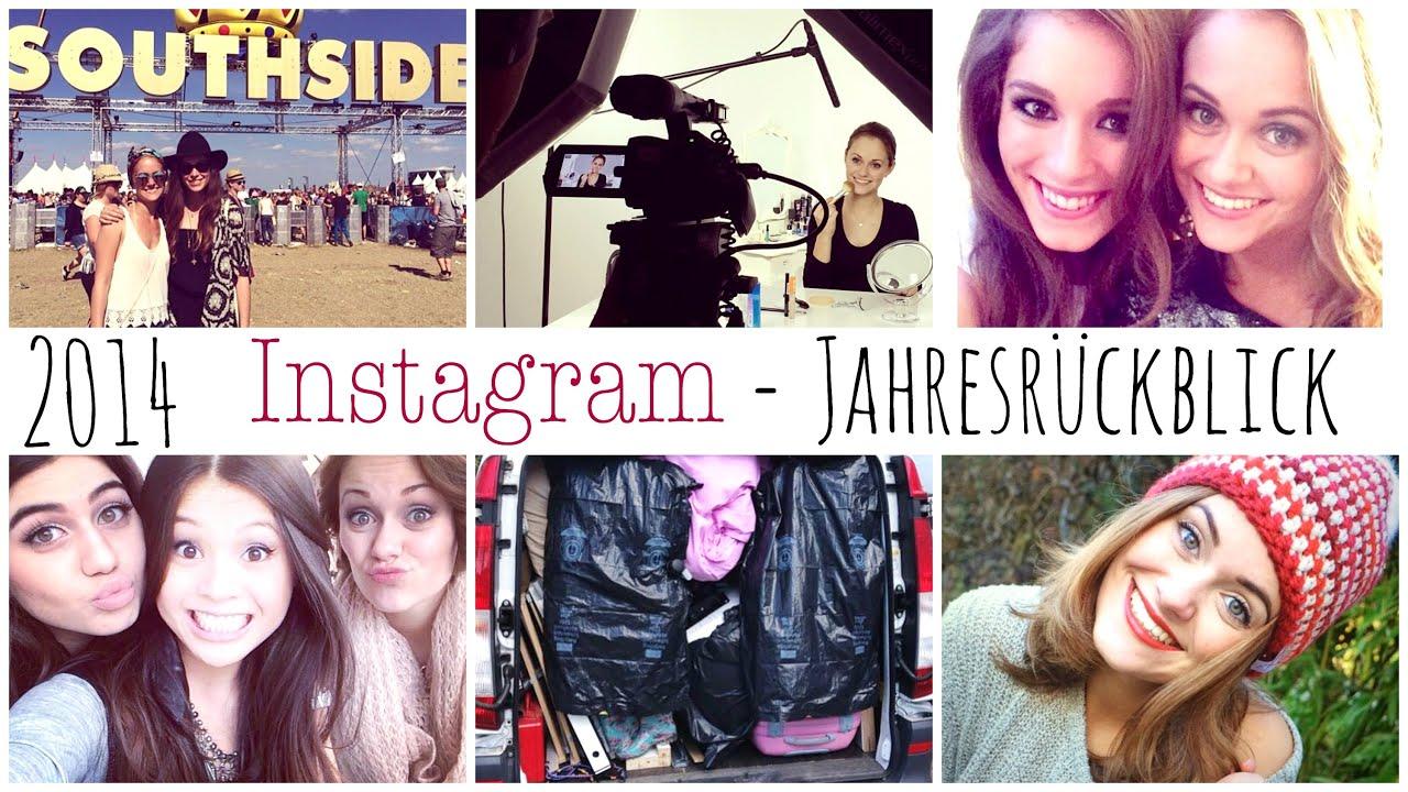 MEIN JAHR 2014 Instagram Jahresrückblick SNUKIEFUL