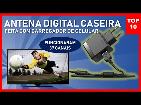 ANTENA DIGITAL CASEIRA