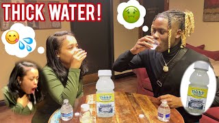 Drinking Thick Water w/ Dream Doll & Adam22 🤢