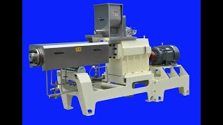 Puffed Snack Extrusion Equipment