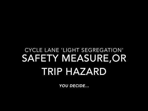 'Light Segregation' Safety Measure or Trip Hazard   LV May 2017