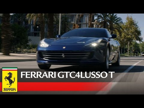 Ferrari GTC4Lusso T - Official video