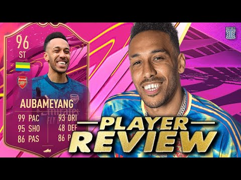 Download 5⭐/5⭐ UPGRADE?!😱 96 SBC FUTTIES AUBAMEYANG PLAYER REVIEW! FIFA 21 ULTIMATE TEAM
