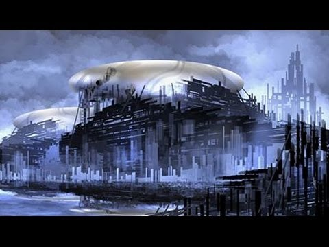 Daily Spitpaint - Spaceship Construction Yard 13/02/2014