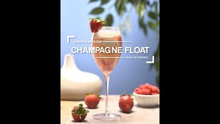 How to Make A Champagne Float