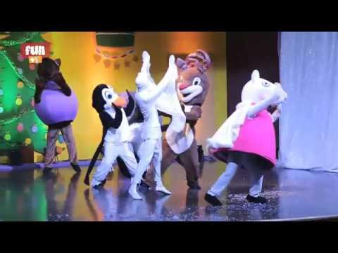 Peppa pig le spectacle de no l youtube - Peppa pig francais noel ...
