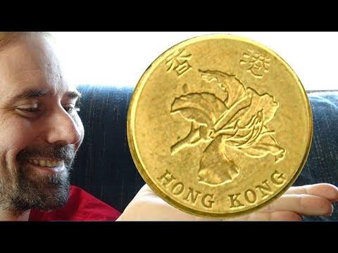 Hong Kong 10 Cent 1998 Coin